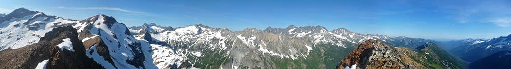 Red Mountain Panorama