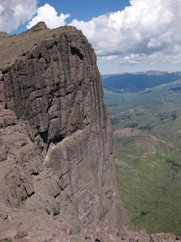 Cliff Face : Photos, Diagrams & Topos : SummitPost