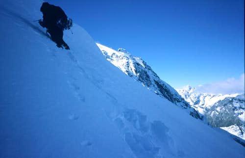 Zilantou on snow covered...