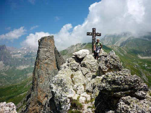 Croce Provenzale summit