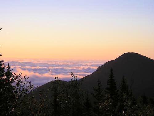 Sunrise from Pikes Peak's...