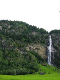 Highest waterfall in Karnten