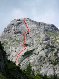 Wetzsteinplatte 6- UIAA