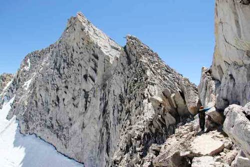 Mt. Conness - North Ridge