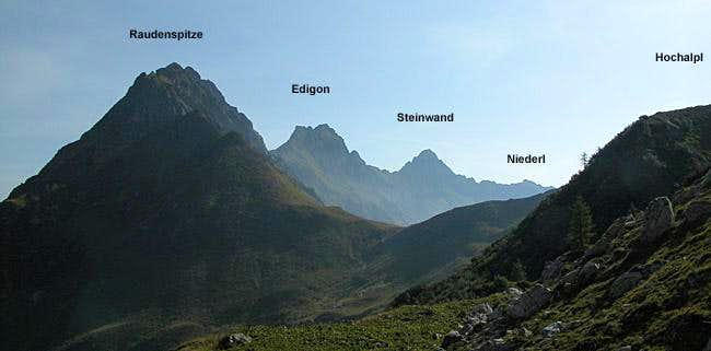 Carnic Alps Main Ridge (West) photo_id=113599