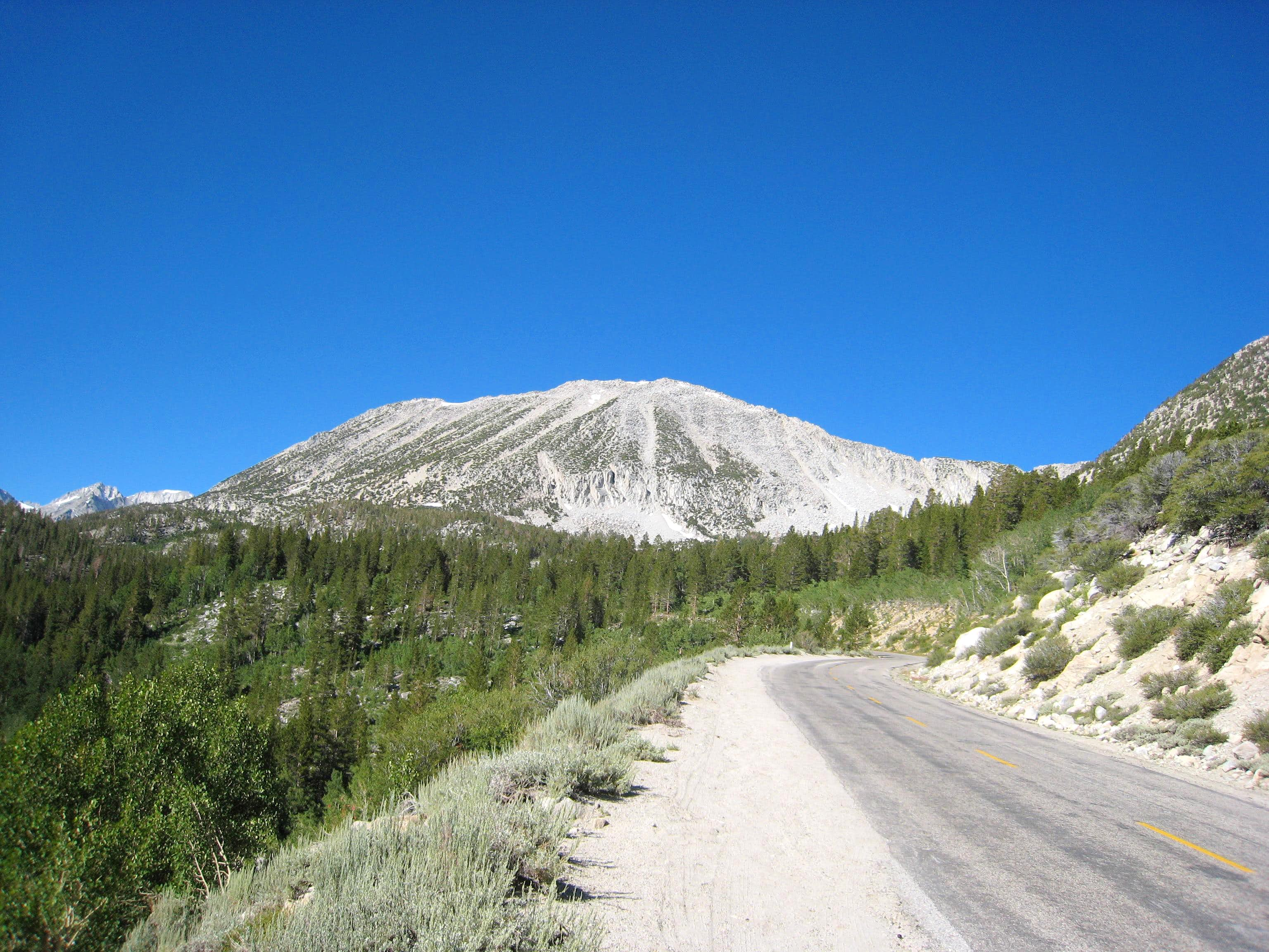 Mount Starr via Mono Pass