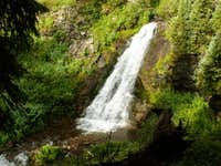 Treasure Creek Waterfall #5