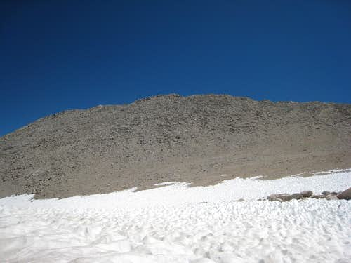 West Face of Mt Starr