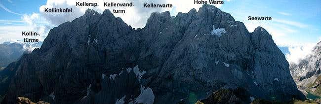 Carnic Alps Main Ridge (West) photo_id=113608