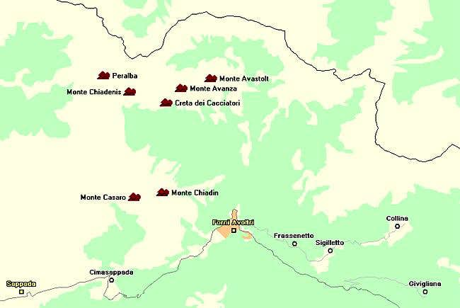 Carnic Alps Main Ridge (West) photo_id=113614
