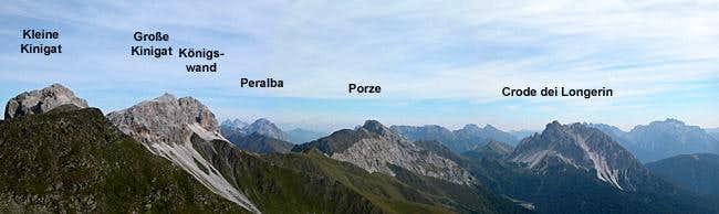 Carnic Alps Main Ridge (West) photo_id=113622