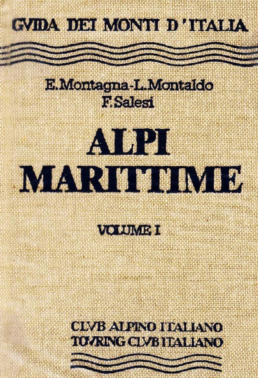 Alpi Marittime Guidebooks