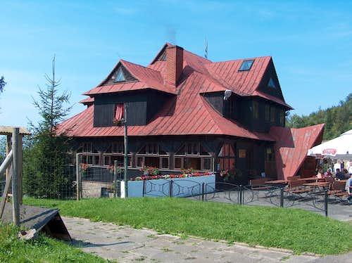 Równica mountain hut