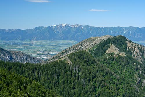 Cache Valley View