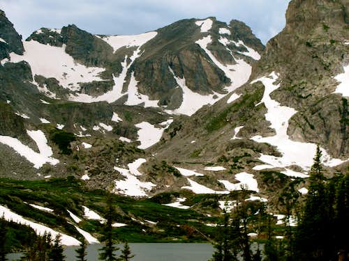 Indian Peaks Wilderness Area, Colorado USA