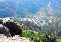 Ouray from Twin Peaks