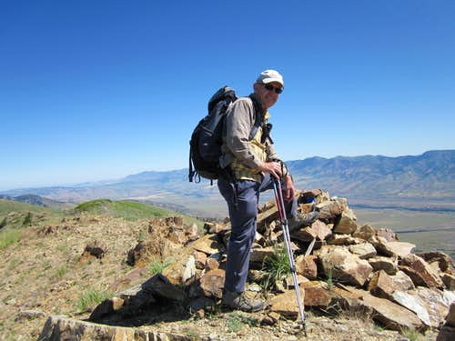 Old Tom Mountain in Idaho