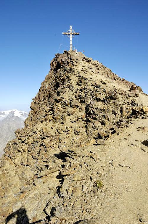 Summit of Kreuzspitze