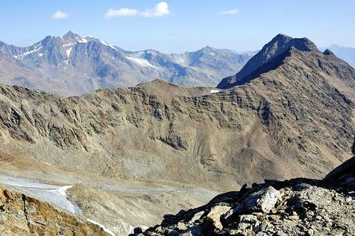 Talleitspitze and Wildspitze