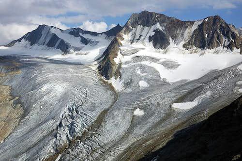 Glacier Marzellferner