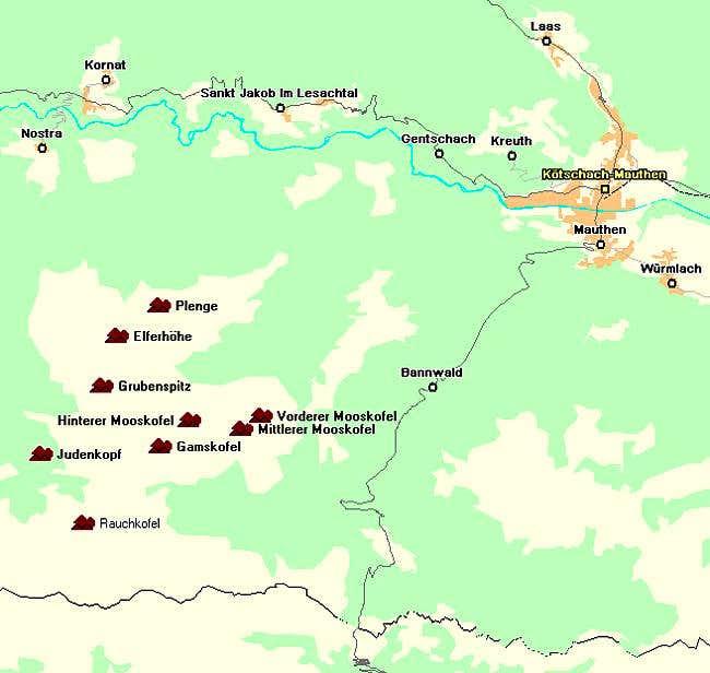 Carnic Alps Main Ridge (West) photo_id=113748
