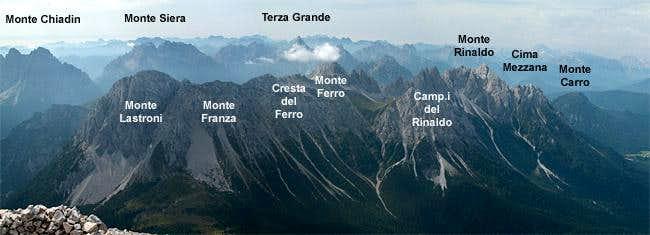 Carnic Alps Main Ridge (West) photo_id=113751