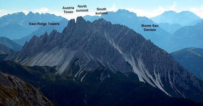 Carnic Alps Main Ridge (West) photo_id=113752