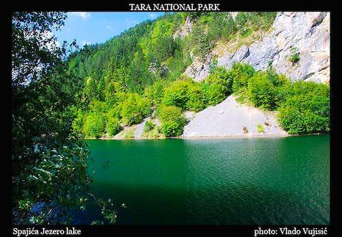 Spajića Lake