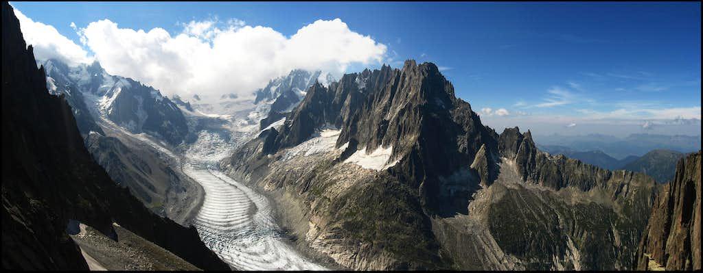 Aiguille de Chamonix