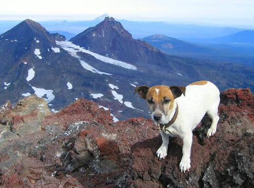 Lucy in the Sky on South Sister