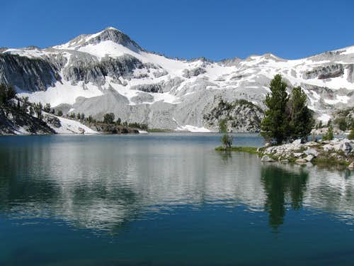 Glacier Lake and Eagle Cap