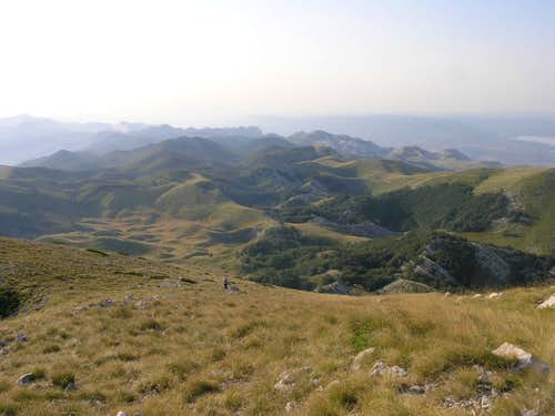 sveto brdo ascent
