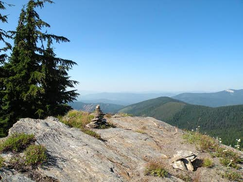 Grandmother Mountain Summit
