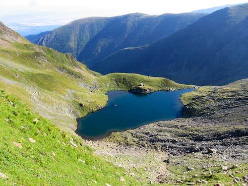 Lake Avrig
