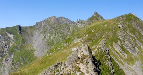 Ridge Vartopel Arpasel from 3 pasi de moarte (3 steps of death)(