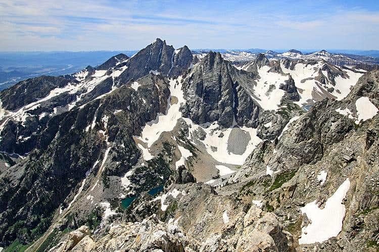 Buck Mountain - Mount Wister
