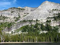 Tenaya Lake cliffs