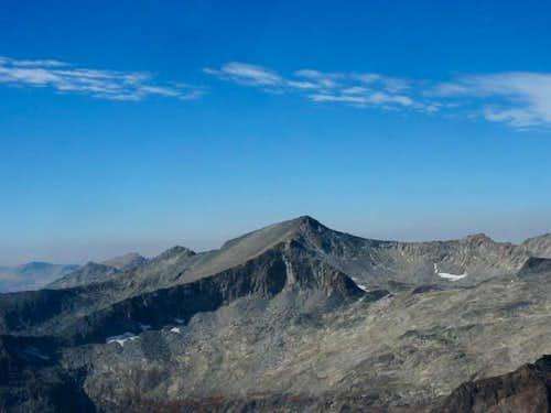 Electra Peak from Mt. Davis...