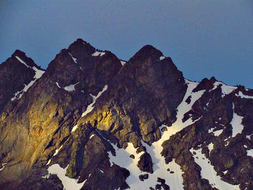 Abernathy Ridge