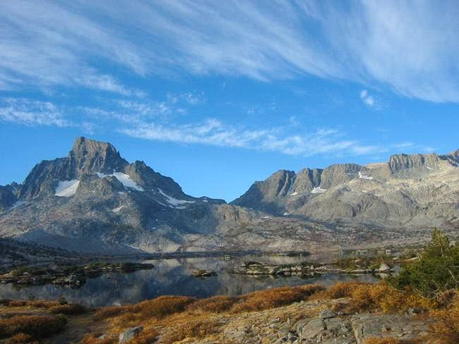 Approach to Electra Peak from...