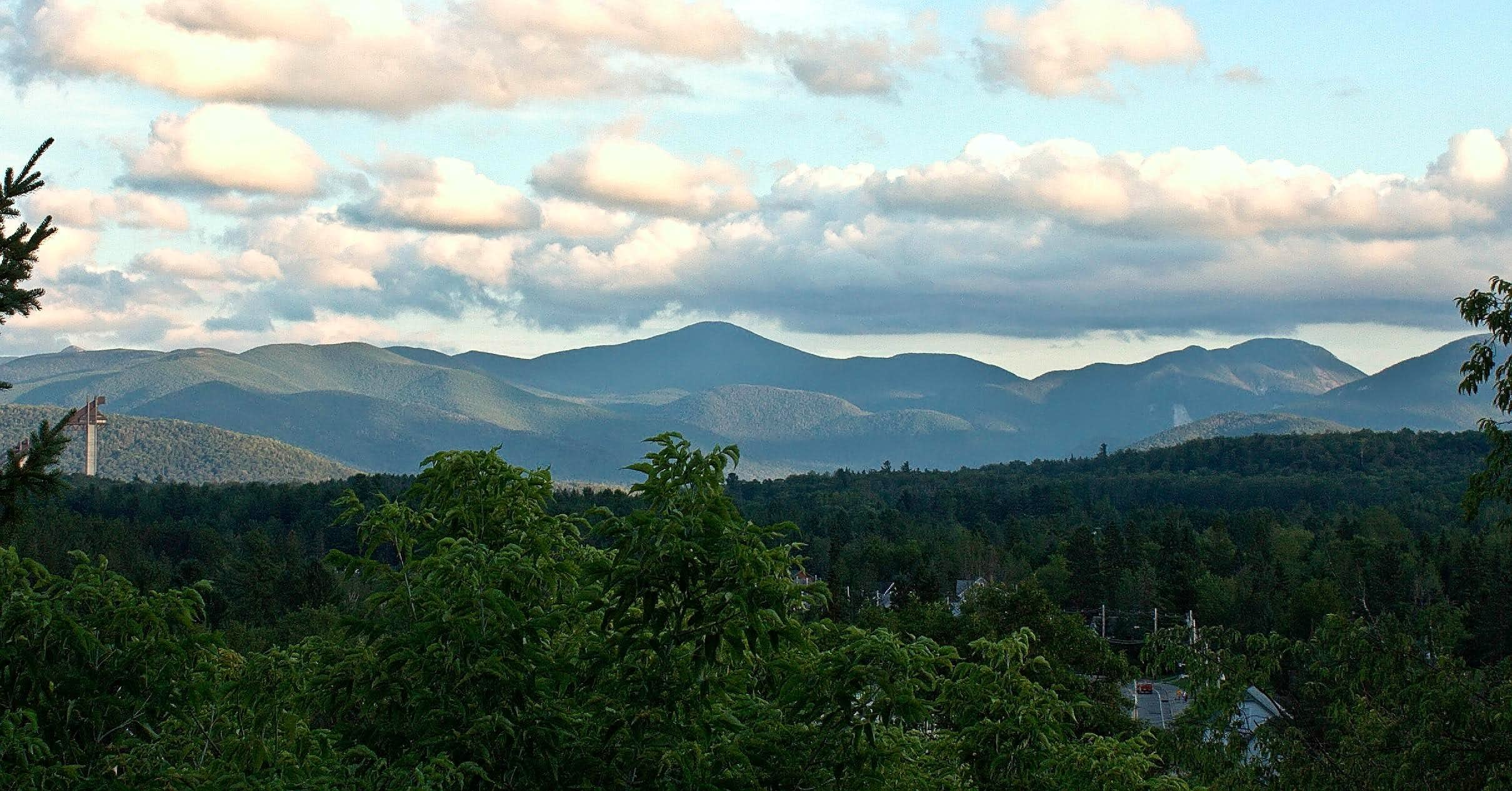 Lake Placid and High Peaks