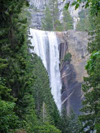 Vernal Falls from first bridge