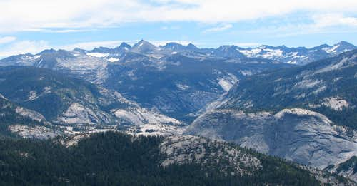 Eastern Yosemite