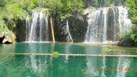 Beautiful Hanging Lake