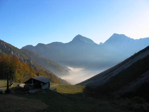 Kosutica & Veliki vrh