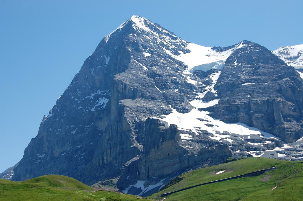 Eiger West Flank