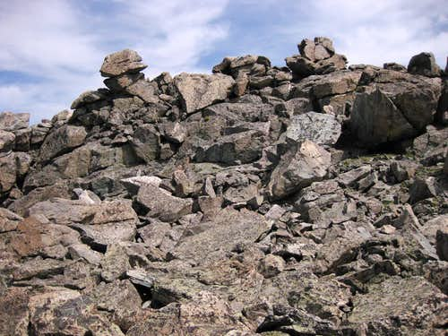 Rock Outcrops