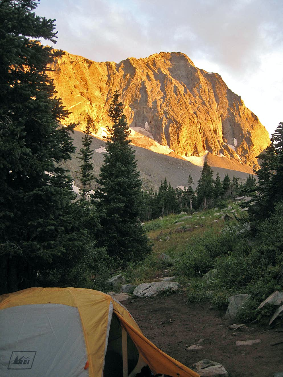 "Omens on Colorado\'s ""Hardest"" 14er"