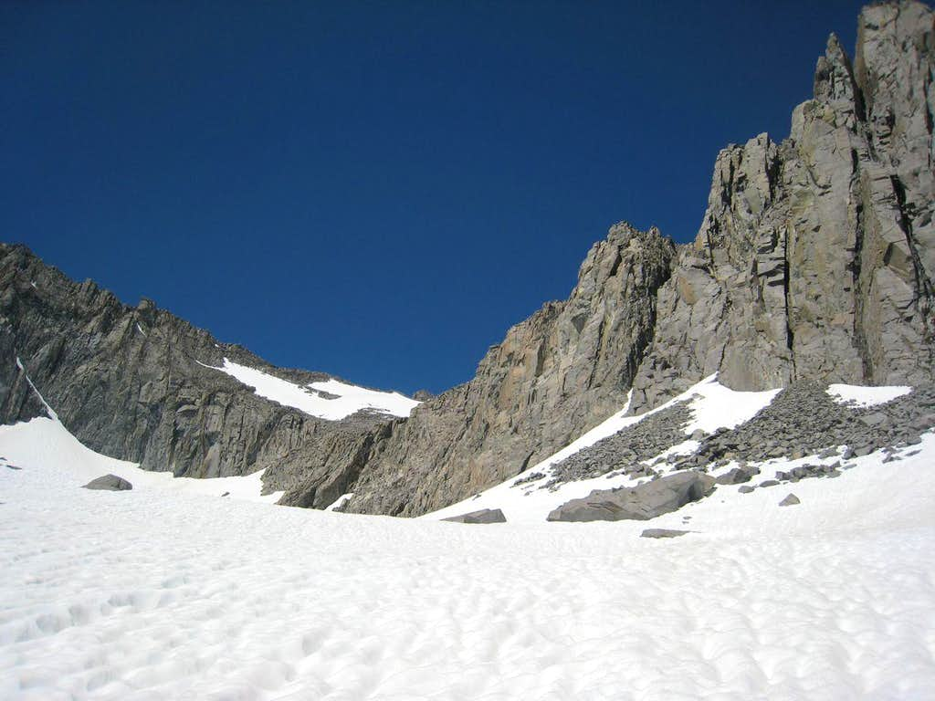 Plateau NW of