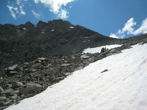 E Ridge of UTM722049
